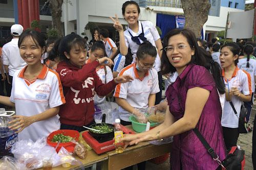 Hội chợ ẩm thực 2017