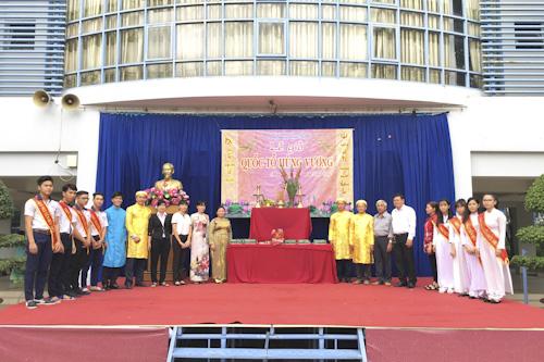 Giỗ tổ Hùng Vương 2017
