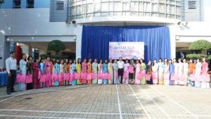 Lễ kỷ niệm ngày phụ nữ Việt Nam