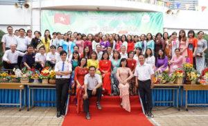 Kỷ niệm 37 năm ngày Nhà giáo Việt Nam