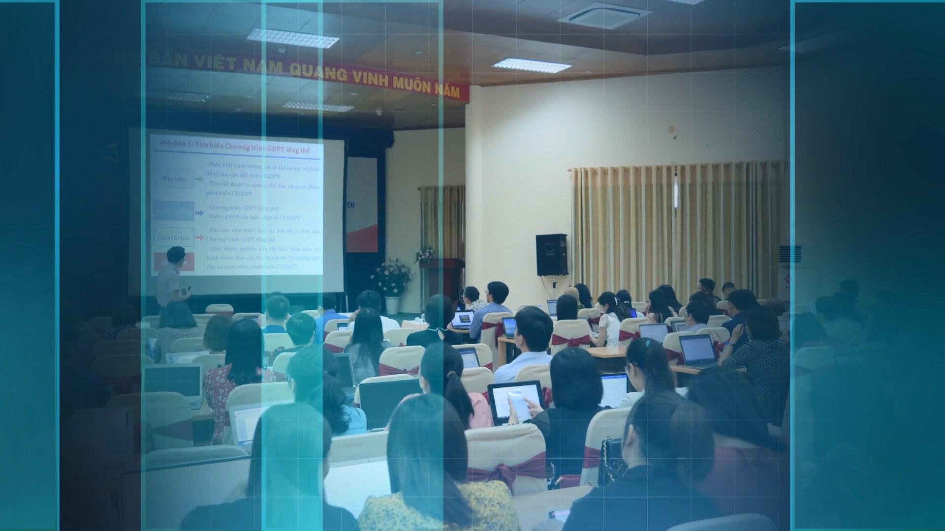 Giới thiệu ETEP Chương trình Bồi dưỡng Giáo viên ...