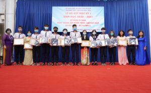 Lễ sơ kết học kỳ 1 - Năm học 2020-2021
